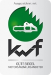 KWF-Zertifikat AS Baum I 2021