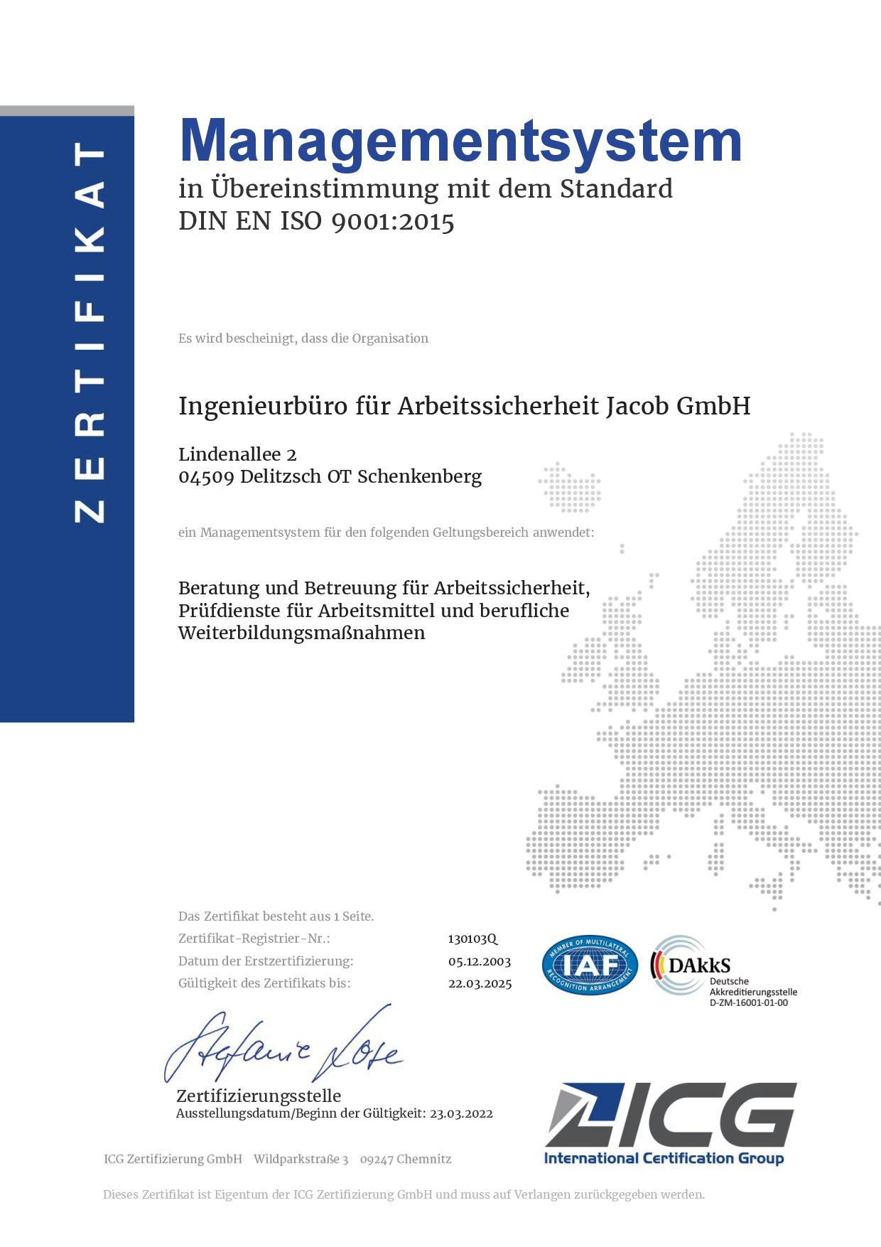 Zertifizierungen - Zertifizierungen - Kettensägenausbildung ...
